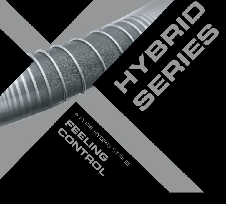 HYBRID SERIES BOOST YOUR GAME WITH HYBRID SERIES COMBINATIONS